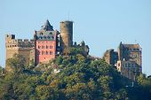 Historic Castle In Germany poster