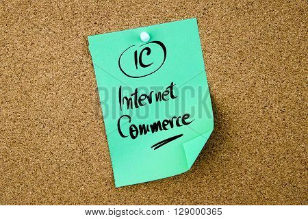 Business Acronym Ic Internet Commerce