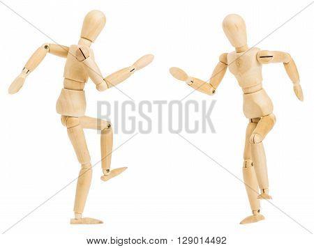 Leg Raises Figure