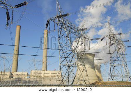 A geração de energia