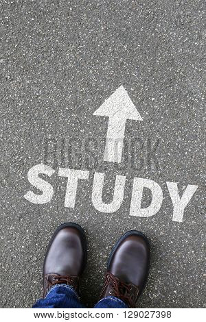 Study student studying studies education students university decision