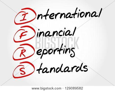 Nternational Financial Reporting Standards