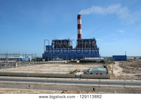 Vinh Tan Thermal Power Plant, Vietnam