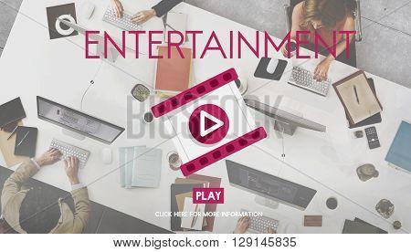 Entertainment Charm Performance Please Delight Concept
