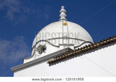 Church of Nossa Senhora da Soledade Olhao Algarve Portugal