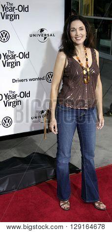 Stepfanie Kramer at the Los Angeles premiere of