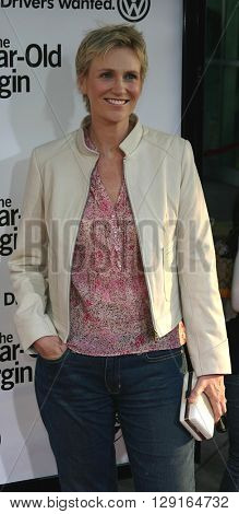 Jane Lynch at the Los Angeles premiere of