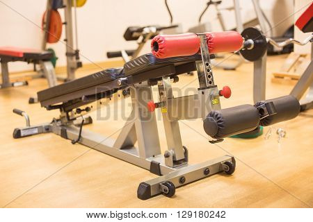 Abdominal exercise equipment for build six pack muscle