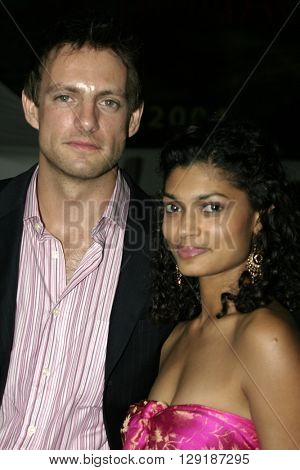 Nick Irons at the Los Angeles premiere of 'Vlad' at the Arclight Cinemas in Hollywood, USA on September 8, 2004.