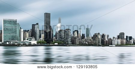 Manhattan Midtown Skyline
