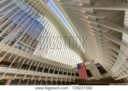 World Trade Center Oculus - New York City