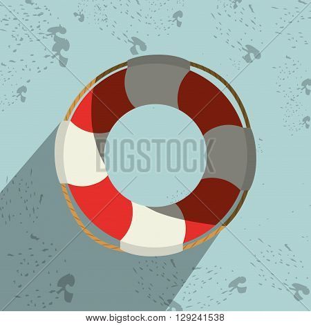 float isolated design, vector illustration eps10 graphic