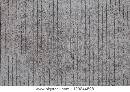 close up cement floor texture with artificial line to protect slippery