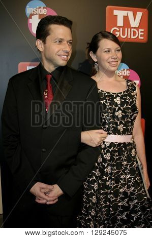 Jon Cryer at the TV Guide and Inside TV 2005 Emmy After Party at the Roosevelt Hotel in Hollywood, USA on September 18, 2005.