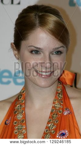 Shannon Lucio at the Teen Vogue Celebrates