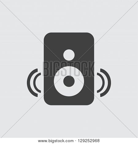 Music sp icon illustration isolated vector sign symbol