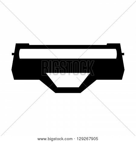 Laser printer toner cartridge ( shade picture )