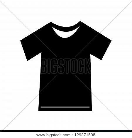 an image of tshirt icon illustration design