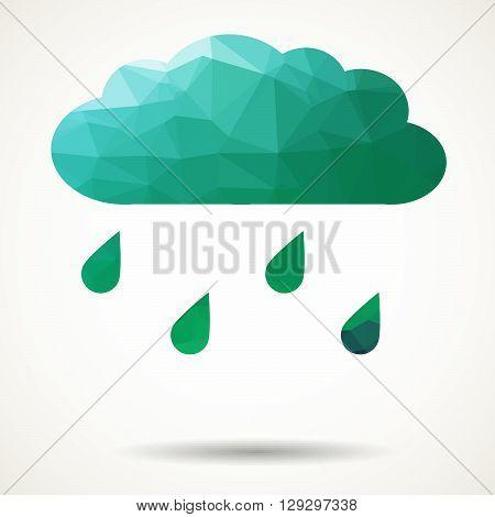 Triangular Cloud