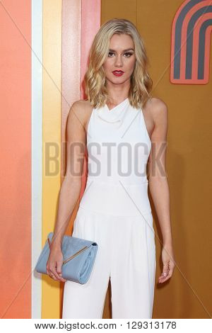 LOS ANGELES - MAY 10:  Lexi Johnson at the The Nice Guys Premiere at the TCL Chinese Theater IMAX on May 10, 2016 in Los Angeles, CA
