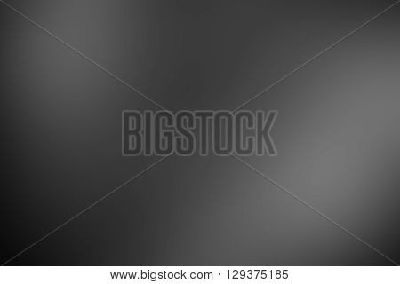 Abstract Background. Smooth Gradient Background Of Black And White