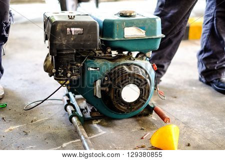 diesel engine for thai long tail boat
