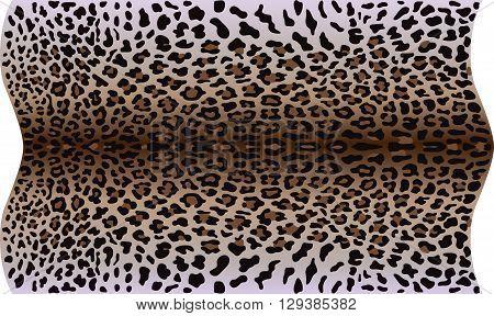 Leopard Vector Pattern