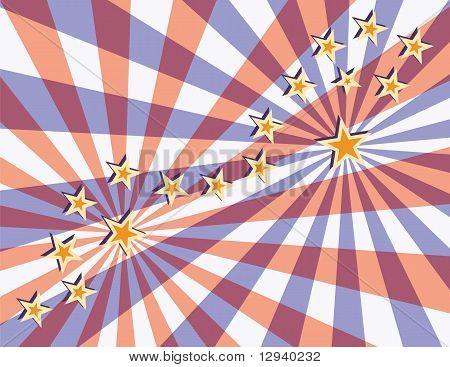 Stars And Beams