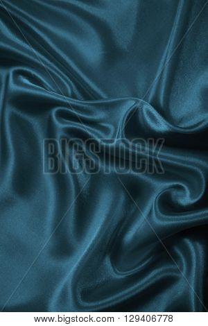 Smooth Elegant Dark Grey Silk Or Satin As Background