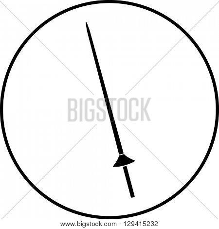 lance weapon symbol