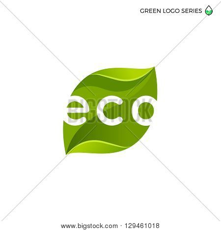 Leaf logo. Green energy logo. Bio energy. Eco green logo. Fresh food logo. Natural logo. Natural food logo. Natural element logo. Alternative energy logo. Renewable energy logo. Ecology logo