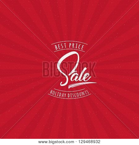 Sale this weekend only insignia and labels It can be used for design, shares for sale