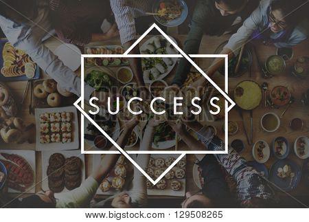 Success Achievement Improvement Progress Result Concept