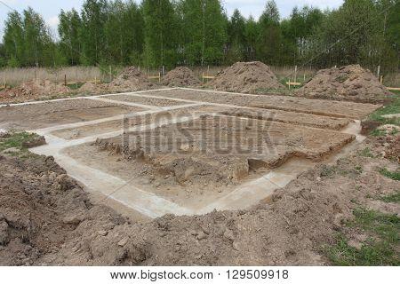 foundation building