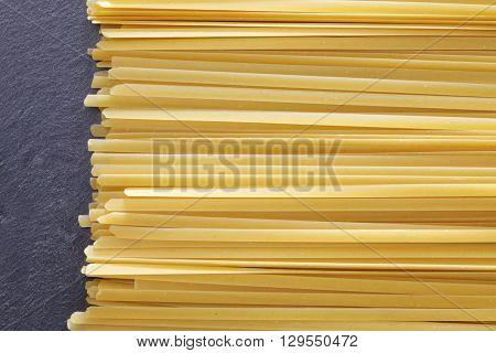 fettuccine pasta thinner version of linguine