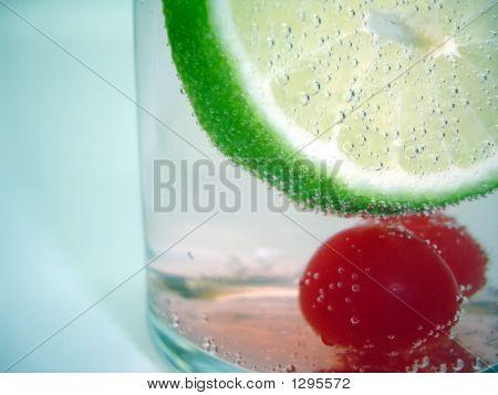 Cherry Lime Refreshment