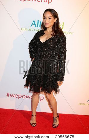 LOS ANGELES - MAY 12:  Mayte Garcia at the Power Up Gala at the Beverly Wilshire Hotel on May 12, 2016 in Beverly Hills, CA