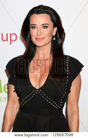 LOS ANGELES - MAY 12:  Kyle Richards at the Power Up Gala at the Beverly Wilshire Hotel on May 12, 2016 in Beverly Hills, CA