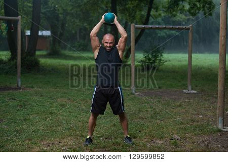 Fitness In Nature - Kettlebell Workout