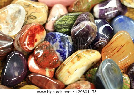 Color Gem Stones