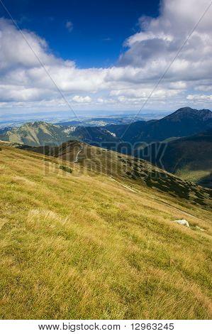Slovakia Mountains
