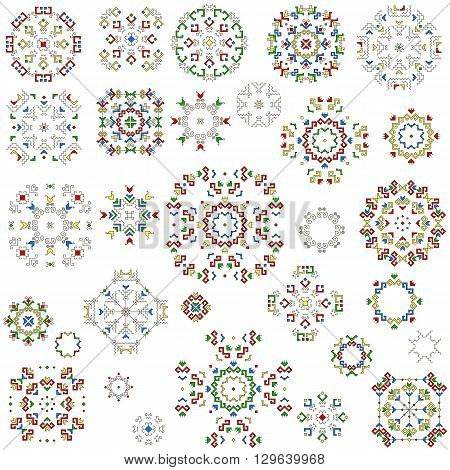 set of 30 ethnic patterns, ethnic element, ethnic pattern, ethnic tattoo, ethnic, ethnic vector, ethnic art, ethnic image, ethnic illustration, ethnic design, drawing ethnic