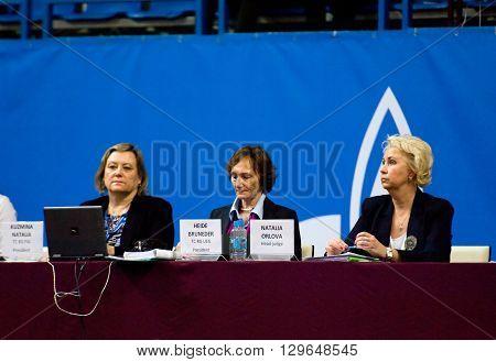 Natalia Orlova And Heide Bruneder