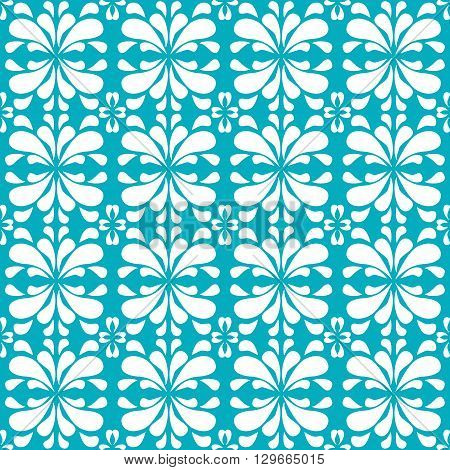 Seamless background with abstract ornament.  cover wrapper fabric textile.