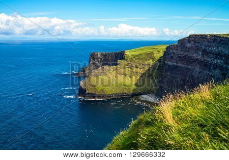 Ireland Calway county the Cliffs of Moher