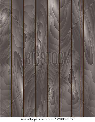Vector wood texture. Vector background panels. Grunge  wooden texture. Vertical stripes.