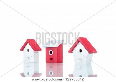 House Model In A Row, Home Choice