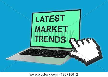 Latest Market Trends Concept