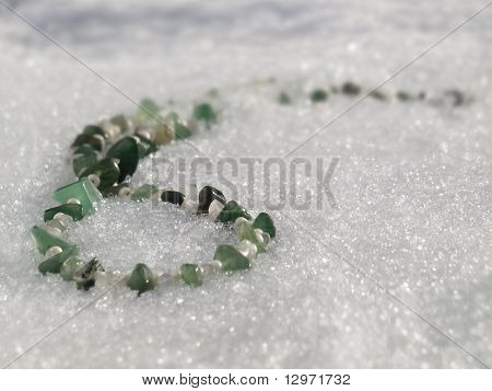 Iced Necklace
