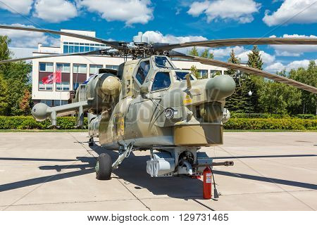 Mi-28 Russian Military Helicopters